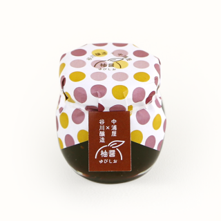 柚醤(ゆびしお)