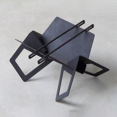 ファイヤースタンド ブラック