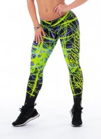 LEGGINGS ART DISCO 883
