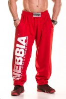 HARDCORE FITNESS SWEATPANTS 310(レッド)