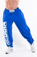 HARDCORE FITNESS SWEATPANTS 310(ブルー)