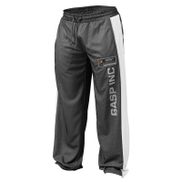 No1 mesh pant, Black/white