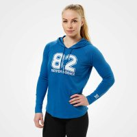 <img class='new_mark_img1' src='https://img.shop-pro.jp/img/new/icons24.gif' style='border:none;display:inline;margin:0px;padding:0px;width:auto;' />Varsity hoodie, Bright blue
