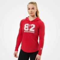 <img class='new_mark_img1' src='https://img.shop-pro.jp/img/new/icons24.gif' style='border:none;display:inline;margin:0px;padding:0px;width:auto;' />Varsity hoodie, Tomato red