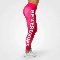 <img class='new_mark_img1' src='https://img.shop-pro.jp/img/new/icons24.gif' style='border:none;display:inline;margin:0px;padding:0px;width:auto;' />Varsity stripe tights, Hot pink