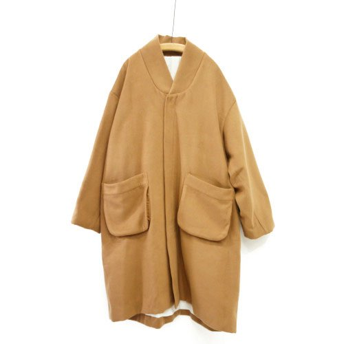 VOAAOV ヴォアーブ<br>melton long coat<br>送料無料/日本