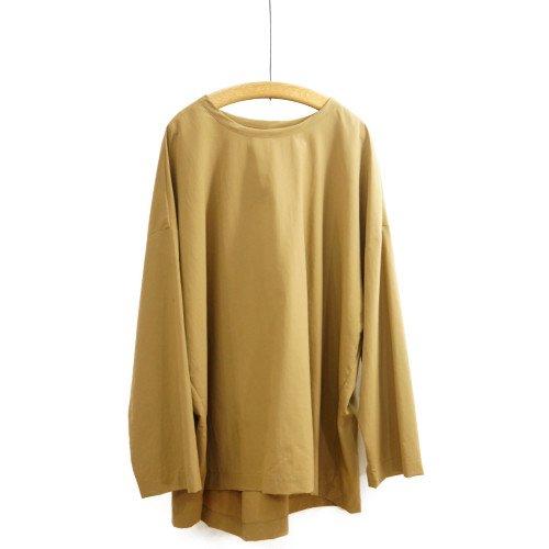 VOAAOV ヴォアーブ<br>nylon warp T-shirt<br>送料無料/メール便対応可能/日本