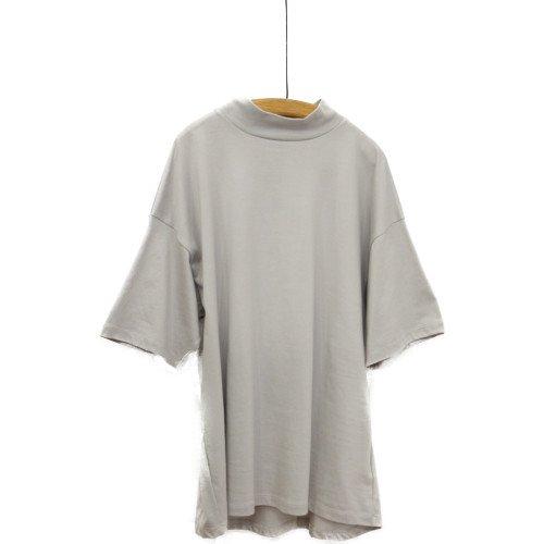 My Beautiful Landlet マイビューティフルランドレット<br>mock neck BIG T-shirt<br>メール便対応可能/日本
