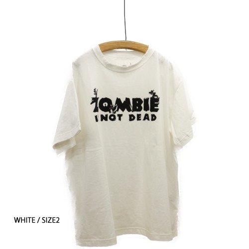 bedsidedrama ベッドサイドドラマ<br>真夜中のTシャツ(ZOMBIE)<br>メール便対応可能/Japan<br>
