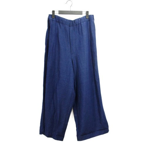 VOAAOV ヴォアーブ<br>linen wide easy pants<br>送料無料/日本