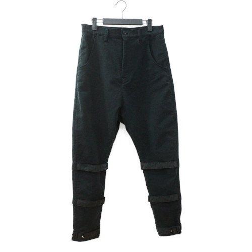 STORAMA ストラマ<br>Belt skinny pants<br>送料無料/Japan