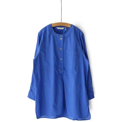 AND LESS アンドレス <br>コットンプルオーバーシャツ<br>メール便対応可能/デンマーク