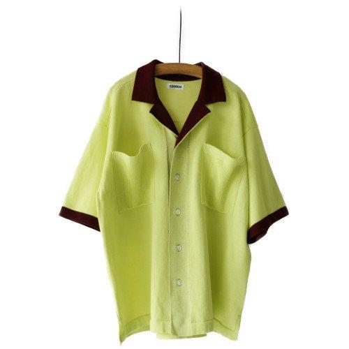 COOHEM コーヘン<br>COOL SUMMER KNIT S/T サマーニットシャツ<br>送料無料 /日本