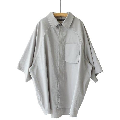My Beautiful Landlet マイビューティフルランドレット<br>TECHNO NATURALシャツ<br>送料無料/メール便対応可能/日本