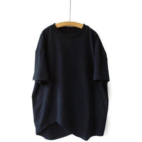 【再入荷/新色追加】My Beautiful Landlet マイビューティフルランドレット<br>BASIC CUT AND SEW Tシャツ<br>送料無料/メール便対応可能/日本