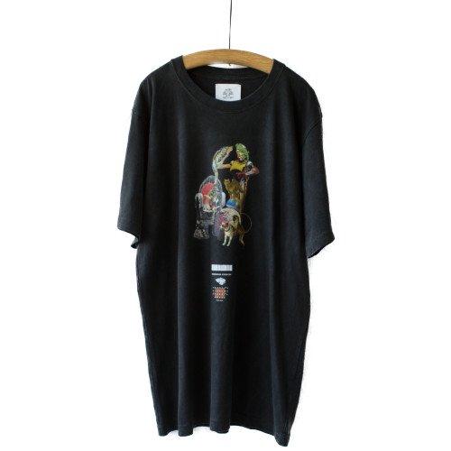 STOF ストフ<br>Words Tee 合縁奇縁 Tシャツ <br>メール便対応可能/日本