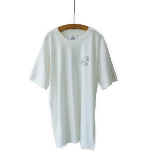 STOF ストフ<br>Words Tee  ワードサーチ Tシャツ <br>メール便対応可能/日本