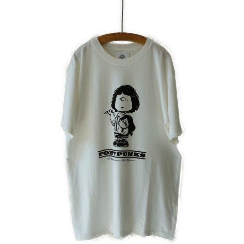 STOF ストフ<br>PUNKS Tee / POET PUNKS Tシャツ <br>メール便対応可能/日本