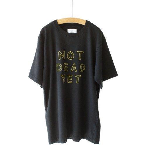 STOF ストフ<br>PUNKS Tee / NOT DEAD Tシャツ <br>メール便対応可能/日本