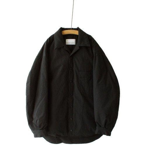 VOAAOV ヴォアーブ<br>Organic Cotton Broad Down shirt ダウンシャツコート /VODSH-G13 <br>送料無料/日本