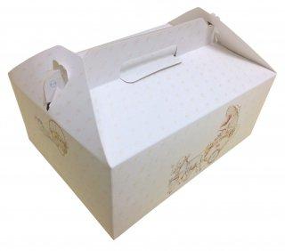 ケーキ箱 HBメルシー 6×8(10枚入)