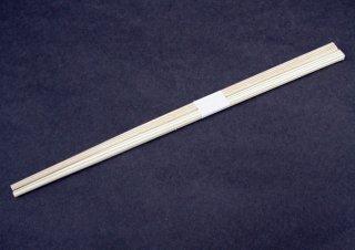 杉あすか箸24cm 白帯巻(1袋 100膳入)