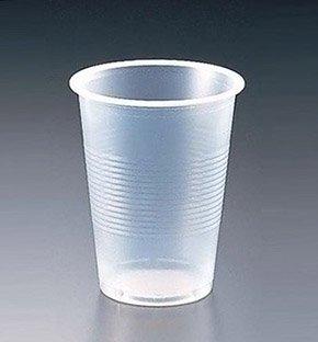 プラスチックカップ(半透明)6オンス(3000個入)
