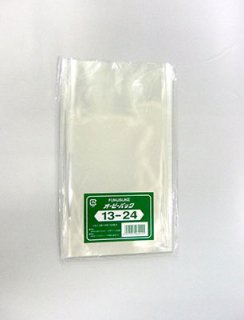 オーピーパック 13-24 (横130mm x 縦240mm) OPP透明袋(100枚入)