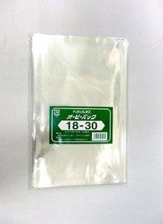 オーピーパック 18-30 (横180mm x 縦300mm) 透明OPP袋(100枚入)