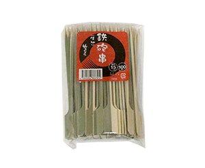 鉄砲串15cm(100本入り)生地