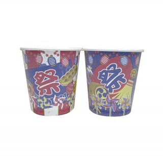 SM-250D 縁日花子アソート 氷カップ