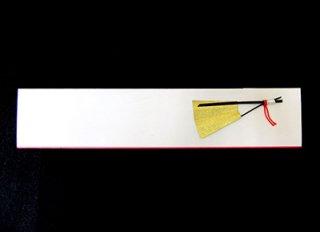 箸袋 No.6153 銀龍扇(5枚入り)