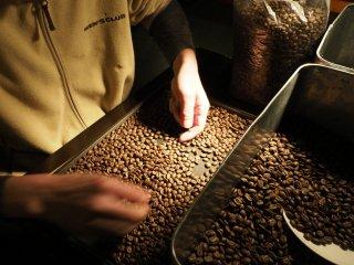 お家で贅沢コーヒーセット(豆or粉)