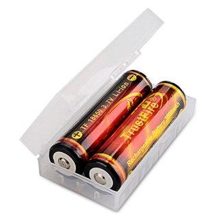 <img class='new_mark_img1' src='https://img.shop-pro.jp/img/new/icons1.gif' style='border:none;display:inline;margin:0px;padding:0px;width:auto;' />トラストファイヤー18650リチウムイオン充電池3400mAh2本入り