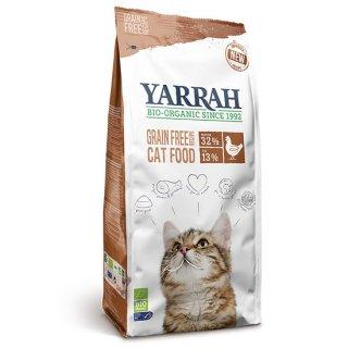 【YARRAH(ヤラー)猫用】キャットフードグレインフリー 800g