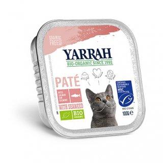 YARRAH(ヤラー)サーモンと海藻のキャットパテ