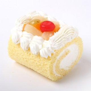 【ペット用ケーキ】NAMARA!ロールケーキ・フルーツ(冷凍品)