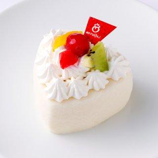 NAMARA!【ペット用ケーキ】 ハートチーズ・ミルク(冷凍品)