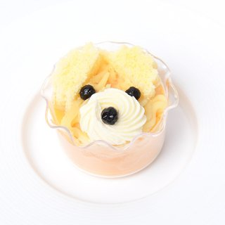 【わんちゃん用】NAMARA!ドッグぷりん・プードル(冷凍品)