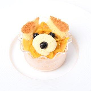 NAMARA!【ペット用プリン】 ドッグぷりん・ダックス(冷凍品)