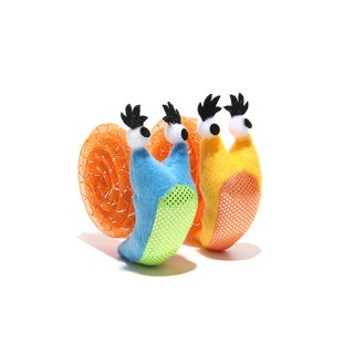 【ROOP 猫用おもちゃ】ファニーズ・かたつむり