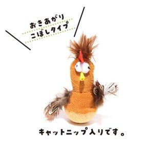 【ROOP 猫用おもちゃ】ファニーズ・ゆらゆらチキン