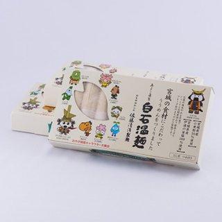 宮城のキャラクターデザイン白石温麺