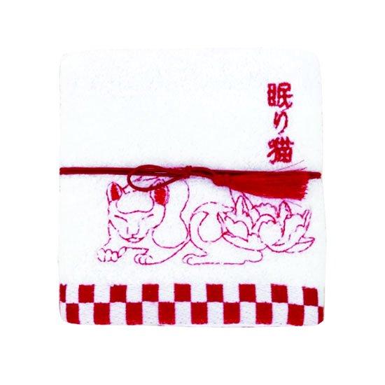 京東都 日光 ハンドタオル