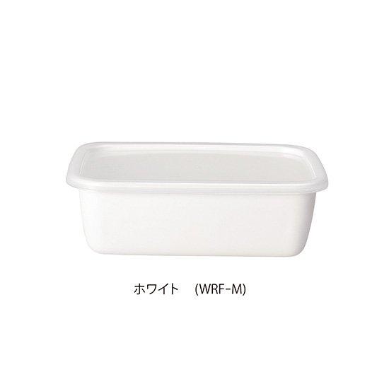 <img class='new_mark_img1' src='https://img.shop-pro.jp/img/new/icons50.gif' style='border:none;display:inline;margin:0px;padding:0px;width:auto;' />野田琺瑯 レクタングル深型(M)シール蓋付き (WRFーM)