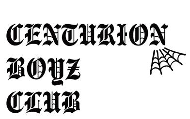 CENTURION BOYZ CLUB