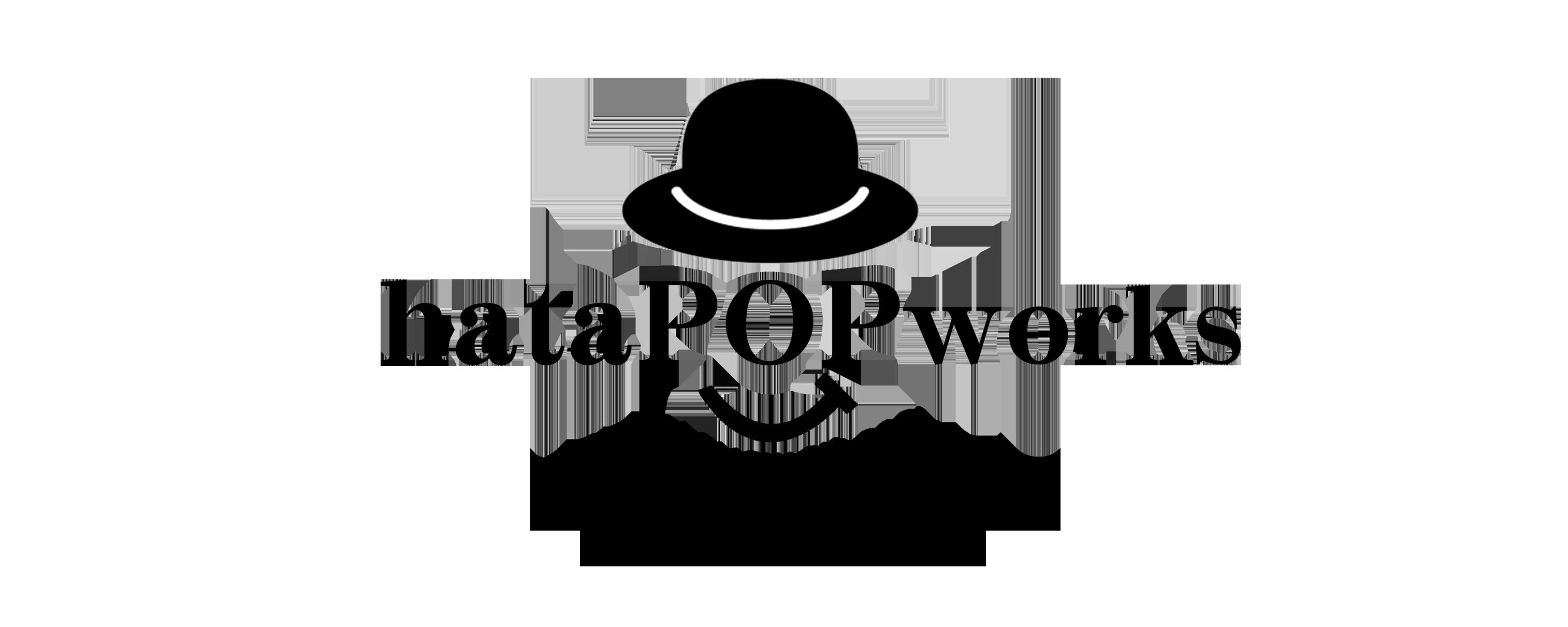 [公式]hatapopworks onlineshop