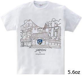 Tシャツ sketch