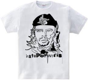 Tシャツ モノクロ