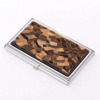 カードケース/ゴールドモザイク